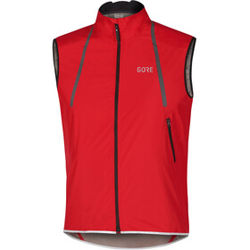 GORE WEAR C7 Light Windstopper Veste Men red